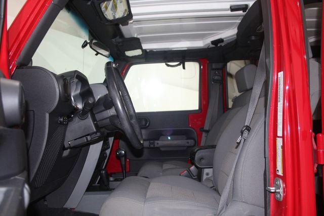 2009 Jeep Wrangler Unlimited Rubicon Houston, Texas 25