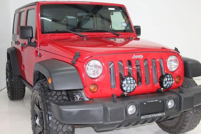 2009 Jeep Wrangler Unlimited Rubicon Houston, Texas 3