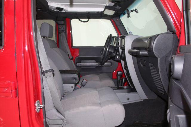 2009 Jeep Wrangler Unlimited Rubicon Houston, Texas 30