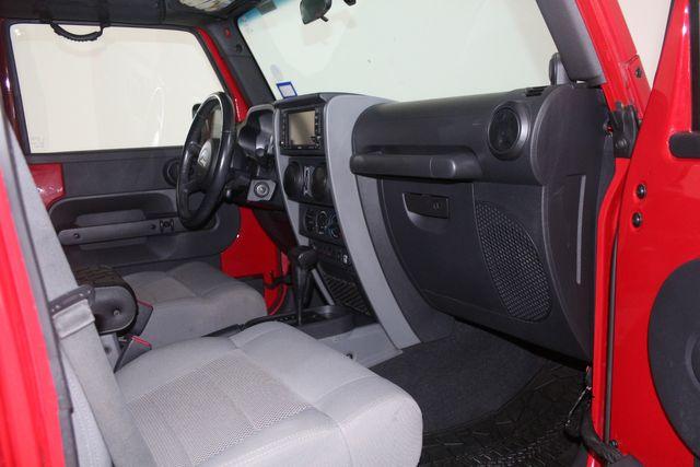 2009 Jeep Wrangler Unlimited Rubicon Houston, Texas 31