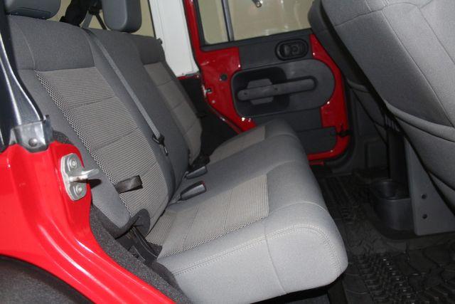 2009 Jeep Wrangler Unlimited Rubicon Houston, Texas 33