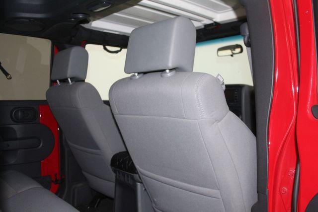 2009 Jeep Wrangler Unlimited Rubicon Houston, Texas 34
