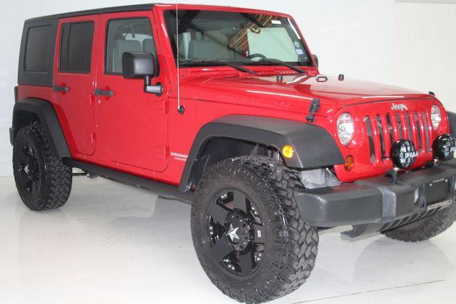 2009 Jeep Wrangler Unlimited Rubicon Houston, Texas 4