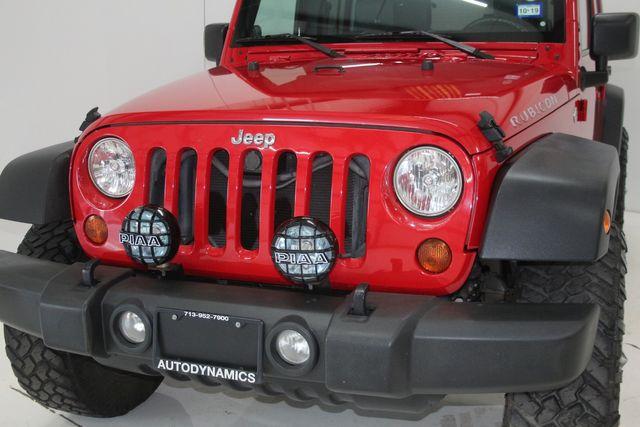 2009 Jeep Wrangler Unlimited Rubicon Houston, Texas 5
