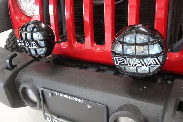 2009 Jeep Wrangler Unlimited Rubicon Houston, Texas 8