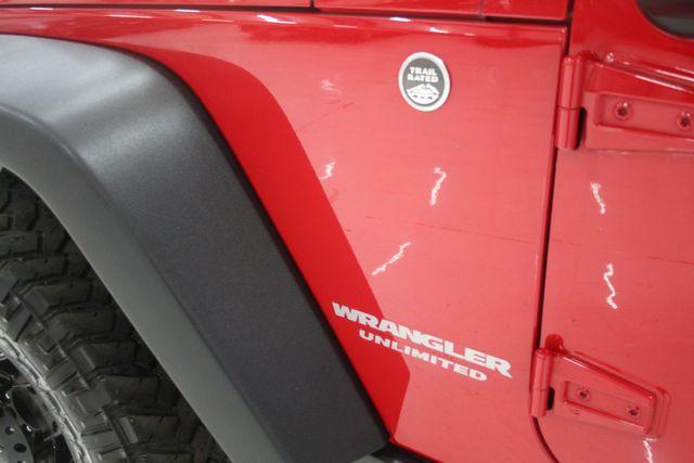 2009 Jeep Wrangler Unlimited Rubicon Houston, Texas 9