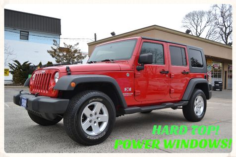 2009 Jeep Wrangler Unlimited X in Lynbrook, New