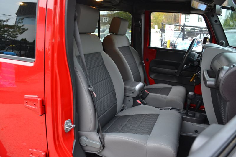 2009 Jeep Wrangler Unlimited X  city New  Father  Son Auto Corp   in Lynbrook, New