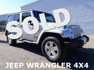 2009 Jeep Wrangler Unlimited Sahara Madison, NC