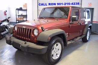 2009 Jeep Wrangler Unlimited X in Memphis TN, 38128
