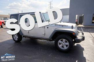 2009 Jeep Wrangler Unlimited in Memphis TN