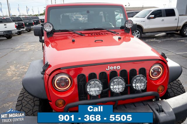 2009 Jeep Wrangler Unlimited X in Memphis, Tennessee 38115