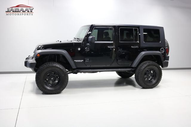 2009 Jeep Wrangler Unlimited Rubicon Supercharged Merrillville, Indiana 37