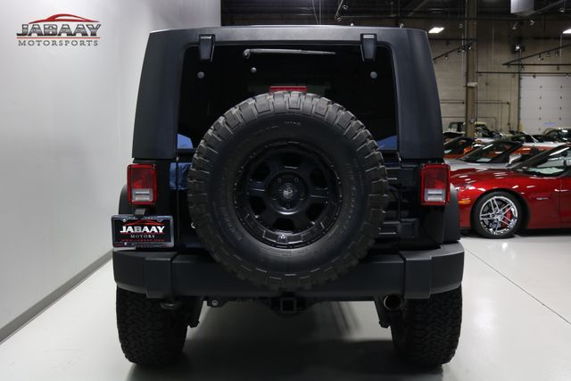 2009 Jeep Wrangler Unlimited Rubicon Supercharged Merrillville, Indiana 3