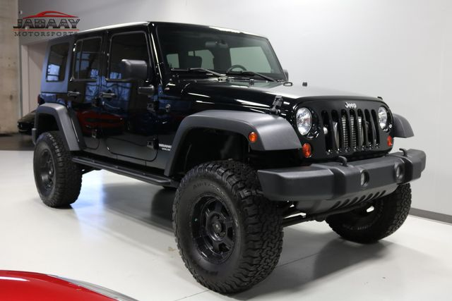 2009 Jeep Wrangler Unlimited Rubicon Supercharged Merrillville, Indiana 6