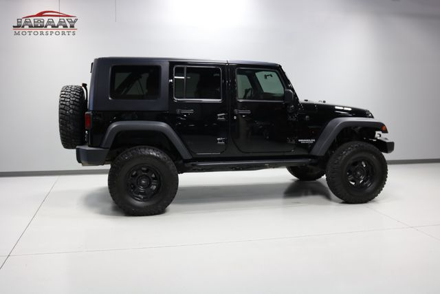 2009 Jeep Wrangler Unlimited Rubicon Supercharged Merrillville, Indiana 43