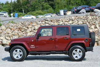 2009 Jeep Wrangler Unlimited Sahara Naugatuck, Connecticut 1