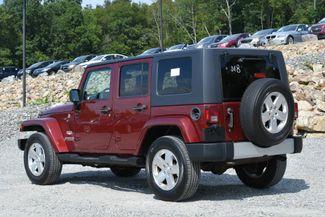 2009 Jeep Wrangler Unlimited Sahara Naugatuck, Connecticut 2