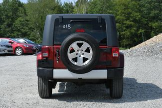 2009 Jeep Wrangler Unlimited Sahara Naugatuck, Connecticut 3