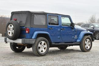 2009 Jeep Wrangler Unlimited Sahara Naugatuck, Connecticut 4