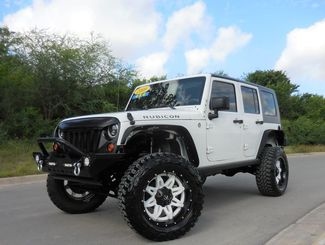 2009 Jeep Wrangler Unlimited Rubicon in New Braunfels, TX 78130