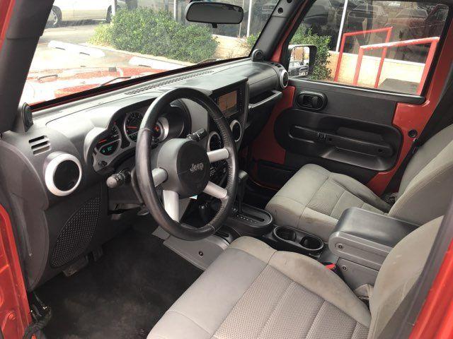 2009 Jeep Wrangler Unlimited Sahara in Oklahoma City, OK 73122
