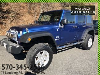 2009 Jeep Wrangler Unlimited in Pine Grove PA
