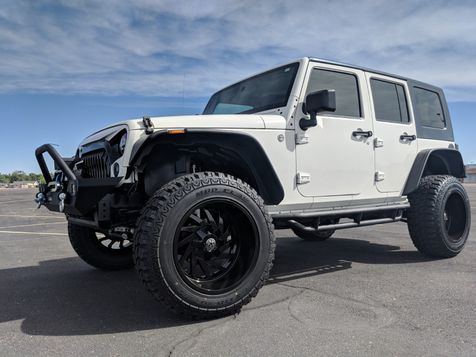 2009 Jeep Wrangler Unlimited 4X4 6