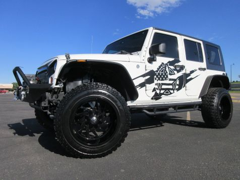 2009 Jeep Wrangler Unlimited 4X4 LIFTED in , Colorado