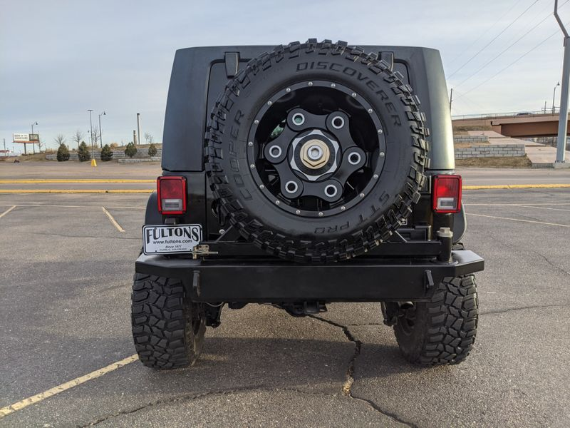 2009 Jeep Wrangler Unlimited Rubicon  Fultons Used Cars Inc  in , Colorado