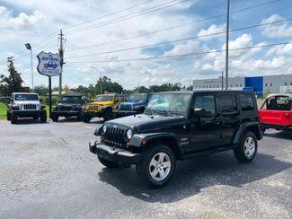 2009 Jeep Wrangler Unlimited Sahara Riverview, Florida 1