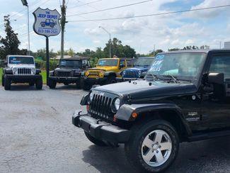 2009 Jeep Wrangler Unlimited Sahara Riverview, Florida 4
