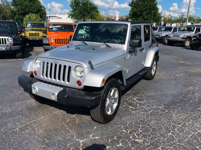 2009 Jeep Wrangler Unlimited Sahara Riverview, Florida 5