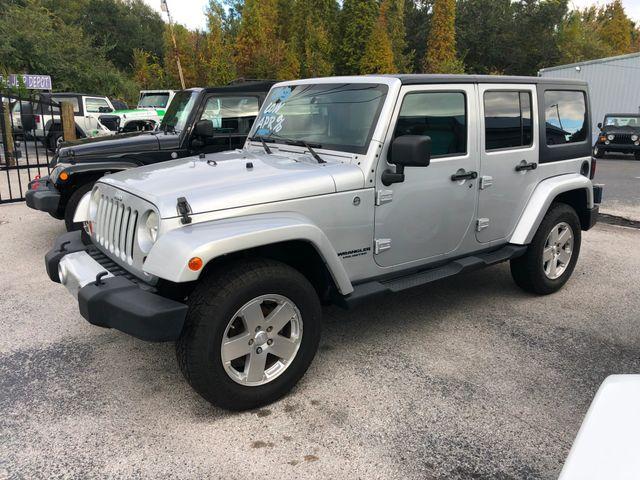 2009 Jeep Wrangler Unlimited Sahara Riverview, Florida