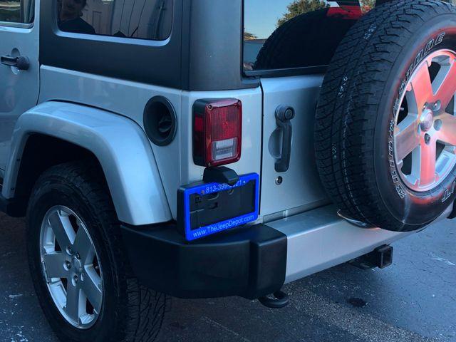 2009 Jeep Wrangler Unlimited Sahara Riverview, Florida 9