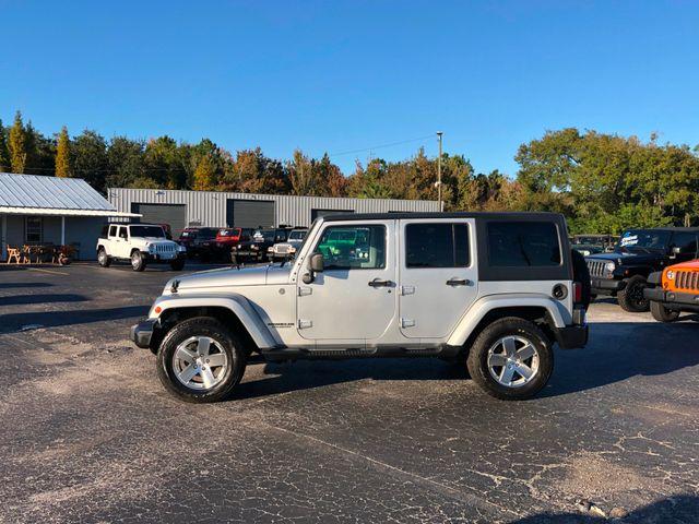 2009 Jeep Wrangler Unlimited Sahara Riverview, Florida 15