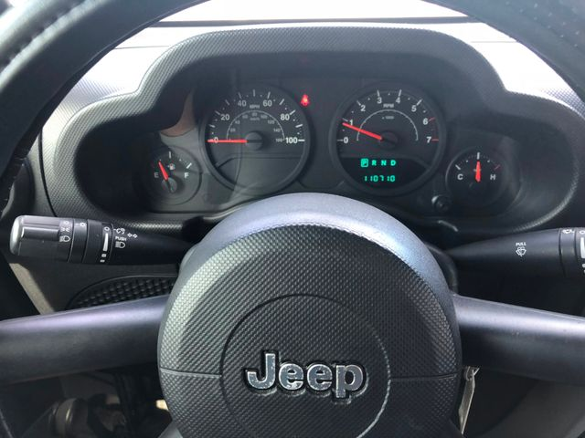 2009 Jeep Wrangler Unlimited X Riverview, Florida 11