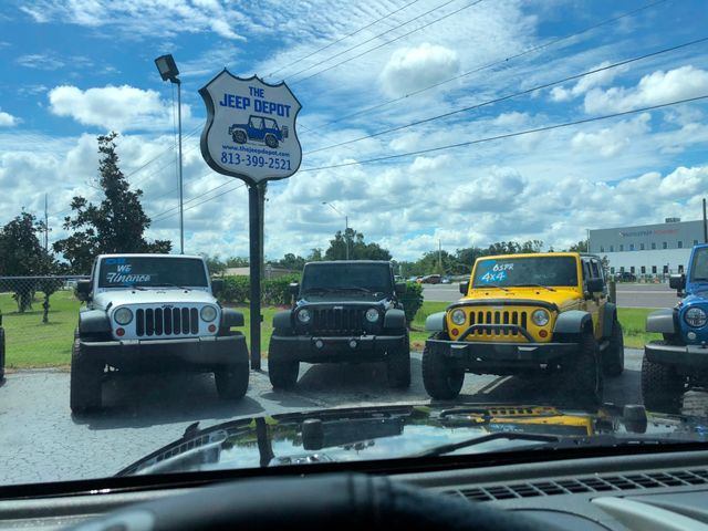 2009 Jeep Wrangler Unlimited X Riverview, Florida 12