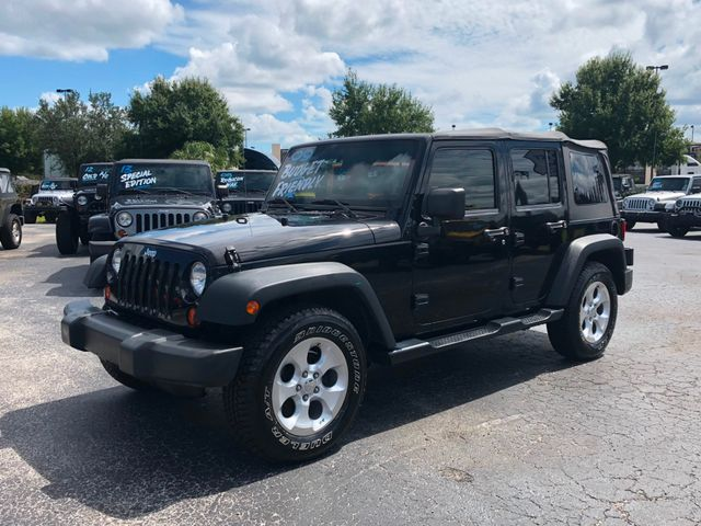 2009 Jeep Wrangler Unlimited X Riverview, Florida