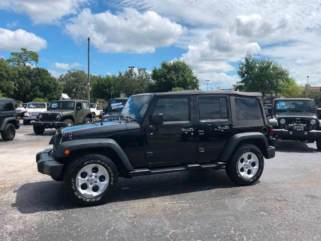 2009 Jeep Wrangler Unlimited X Riverview, Florida 3
