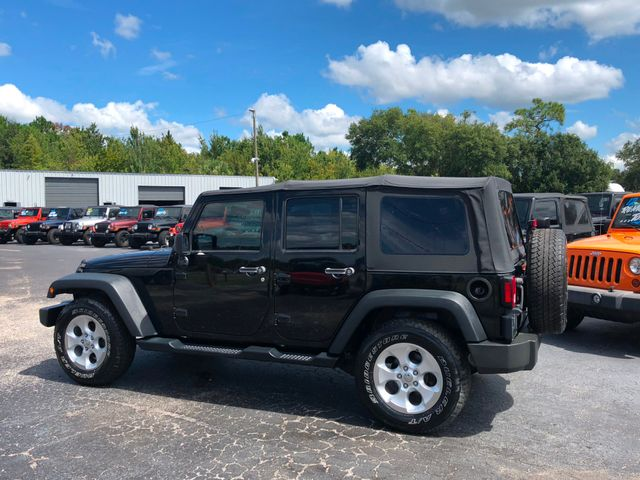 2009 Jeep Wrangler Unlimited X Riverview, Florida 5