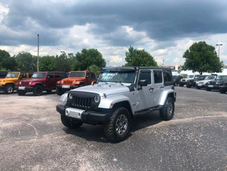 2009 Jeep Wrangler Unlimited Sahara in Riverview, FL 33578