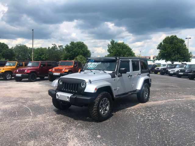2009 Jeep Wrangler Unlimited Sahara
