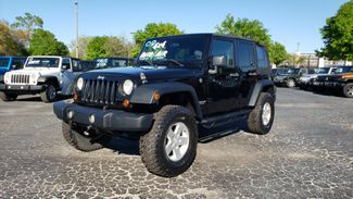 2009 Jeep Wrangler Unlimited X in Riverview, FL 33578