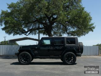2009 Jeep Wrangler Unlimited Sahara 3.8L 4X4 in San Antonio Texas, 78217