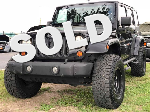 2009 Jeep Wrangler Unlimited Sahara in San Antonio TX, 78233