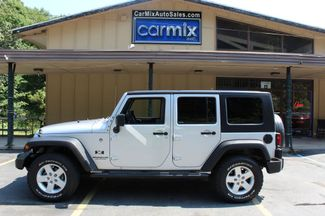 2009 Jeep Wrangler Unlimited X  city PA  Carmix Auto Sales  in Shavertown, PA