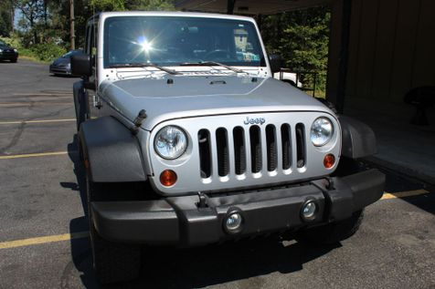 2009 Jeep Wrangler Unlimited X in Shavertown