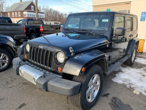 2009 Jeep Wrangler Unlimited Sahara in West Springfield, MA