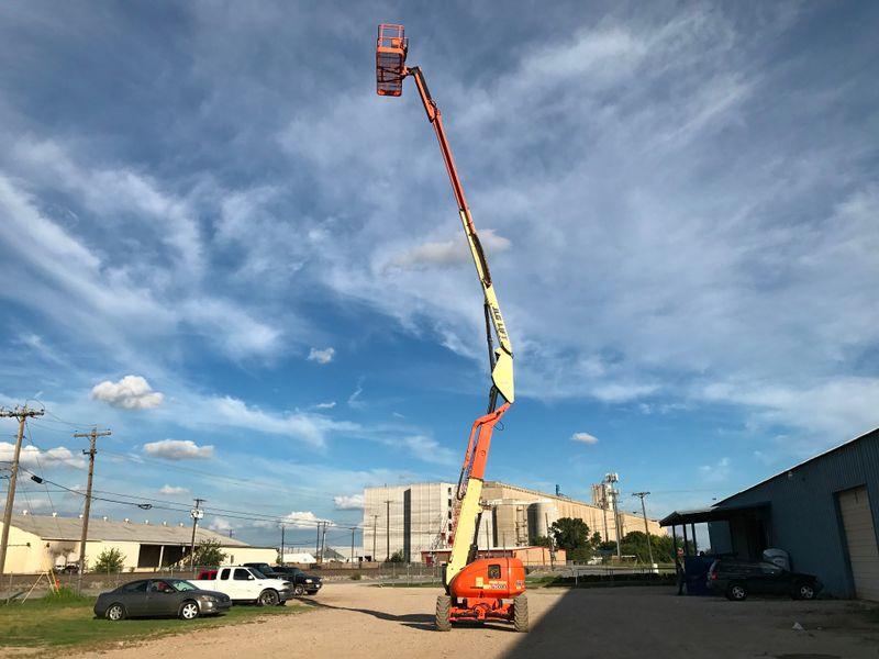 2009 Jlg 600AJ   city TX  North Texas Equipment  in Fort Worth, TX